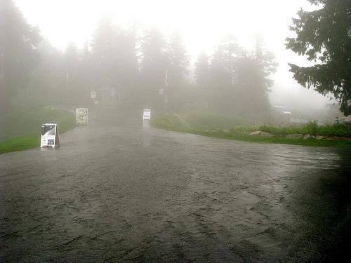 过不完的下雨天,看不够的温哥华