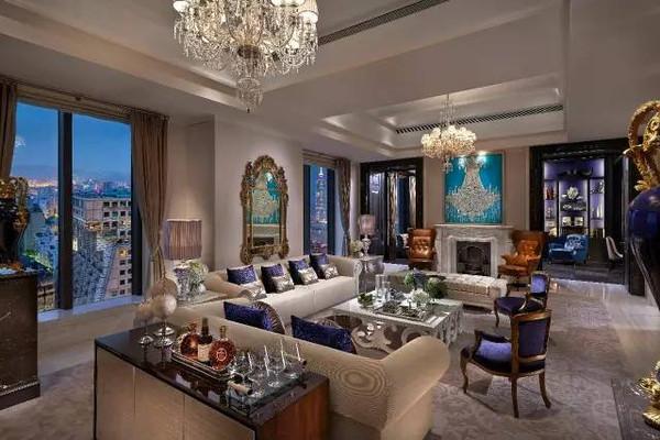 下榻mo总统套房:madonna指定用房,24小时私人管家服务 | 禅茶温泉
