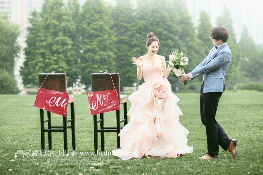 深圳婚纱摄影 拍婚纱照的美姿秘诀图片