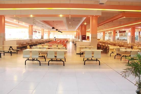 重庆城市管理职业学院-重庆高校食堂大比拼 你的学校食堂是业界良心图片