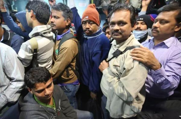 在印度坐火车上班是一种怎样的体验