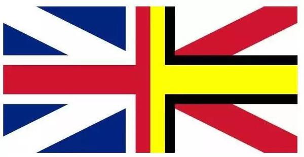 英国国旗为什么长这样?
