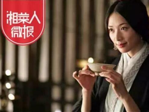 以茶入菜,这难道不是米饭研发新厨艺?|菜品-微路数做家常菜图片