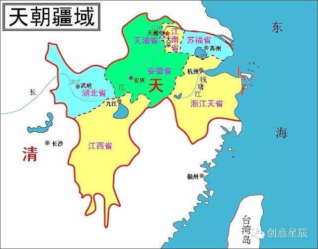 太平天国是近代中国最为波澜壮阔的一场农民起义,短短几年期间就定鼎於天京,占据了几乎江南半壁,并且连破了清军的江南、江北大营,打破了清军的包围。然就在其形势处于一片大好之机,却发生了令人瞠目结舌的天京事变。东王杨秀清及其部属约2万余人被杀,北王韦昌辉、燕王秦日纲、佐天侯陈承瑢及其亲信不久亦被处死。太平军精锐骨干几乎被洗荡殆尽,其内部人心开始涣散,军事形势开始逆转,从未为其最终的败亡埋下了伏笔。   然导致这一切悲剧的溯源就不得不追根於其内部的高层领导机制。自汉以后的各个王朝的异姓开国诸将、诸功臣都没