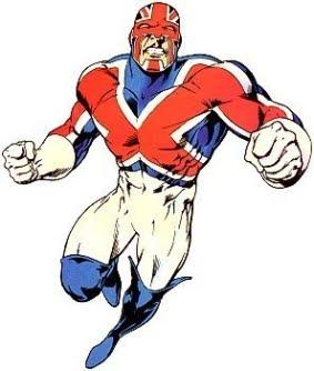 """""""英国队长"""",下一位漫威超级英雄?"""