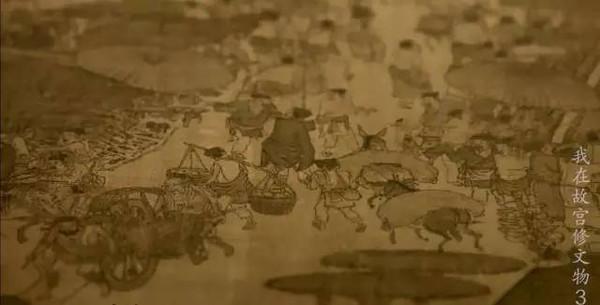 但我们不知道的是只为临摹一张《清明上河图》,冯忠莲女士前后花了十年时间.
