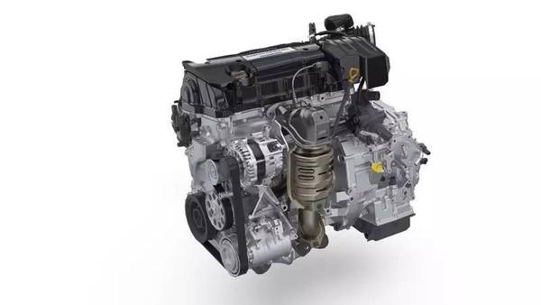 0l v6发动机采用智能可变气缸(vcm)技术和i-vtec系统相配合,动力输出图片