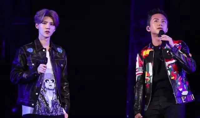 鹿晗个人演唱会的成功是否会暗示exo会彻底解散?图片