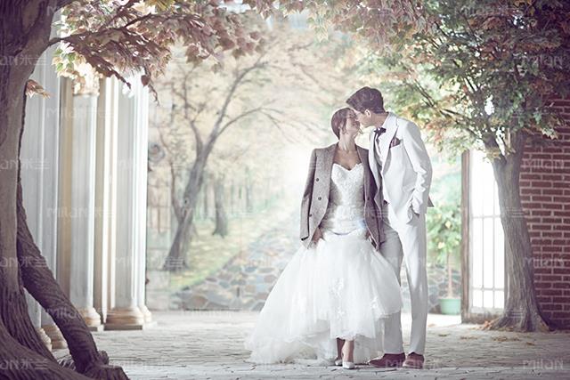 最流行的婚纱照风格有哪些
