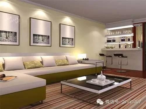 二居室小户型装修样板房装修案例 7万全包88平
