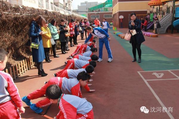 促教师专业成长——沈阳市实验学校幼儿园观摩活动