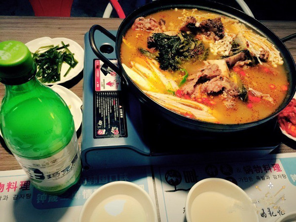 霸都这十八家韩国料理店!你肯定没去过!开韩国