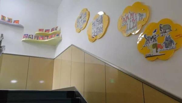 园热点 从楼梯装饰看校园文化 最有个性的楼梯间在这12所学校