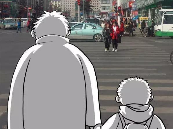 漫画形式!父子对话!儿子说:dad,i`mabitworried.一篇英语作文!图片