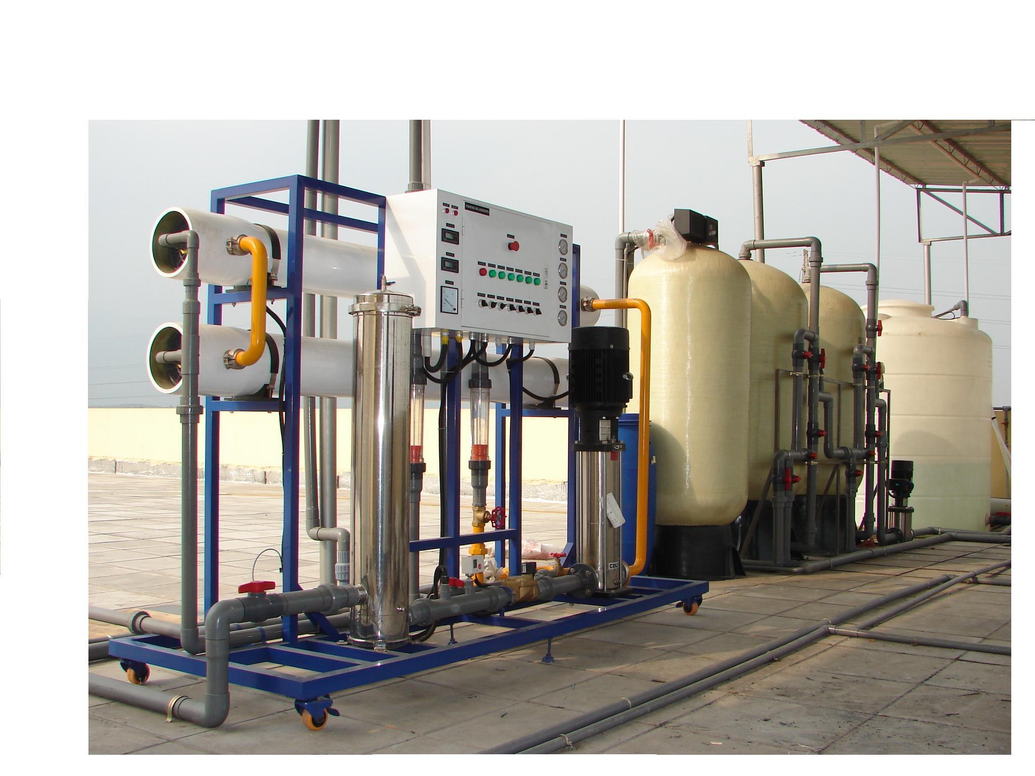 电路板生产用超纯水设备