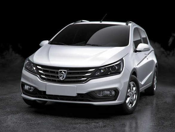 宝骏310官图发布 将于北京车展首发