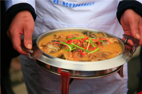 2016肥东(中国)吃货文化节盛大启幕,据说蓝色美食美食图片大全的图片