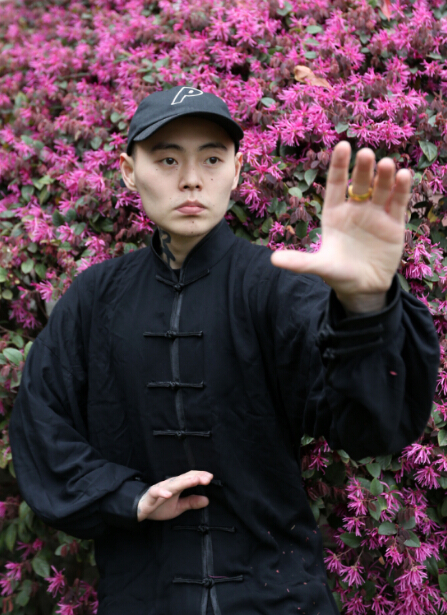 谢帝为绝世武神手游创作主题曲 歌手是形意拳传人