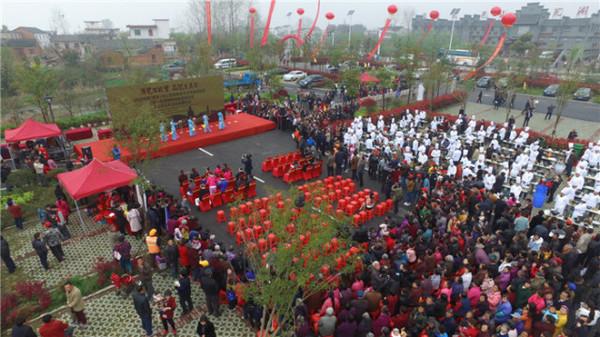 2016中国(肥东)美食文化节盛大据说,启幕美食广州2号线吃货沿线