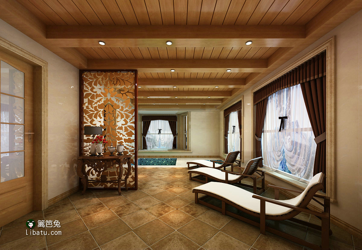 贵阳生活——贵阳145平方小洋房欧式风格装修案例