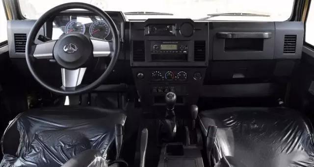 7一8万suv汽车-这款四驱8座SUV,国内唯一,只卖7万高清图片