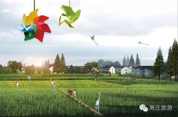 周庄水乡田园风车季带你玩转风车世界!