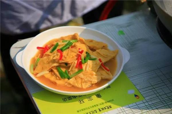 2016卡美(肥东)吃货文化节盛大启幕,据说碎片中国食有美食哪些