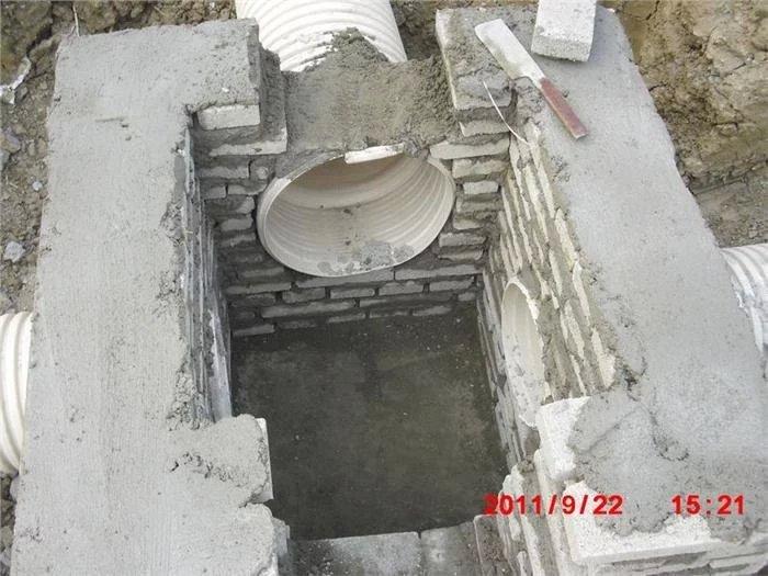 干货!工程市政道路排水管线施工流程图解