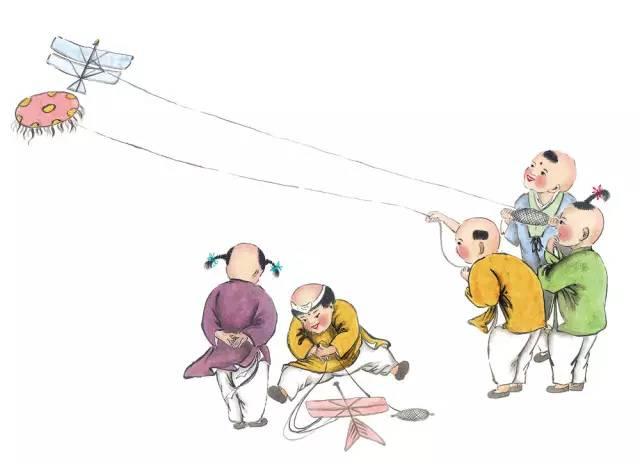 春天又现风筝线伤人事件 一家人踏春险被割喉图片