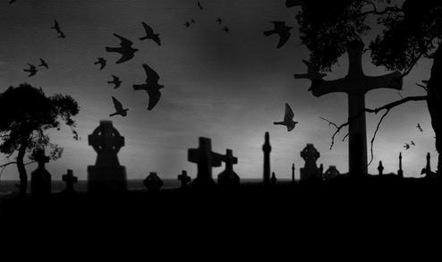 墓地惊魂 逝者安宁如何守护