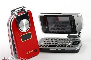 这十款山寨手机让世界震惊了,奇葩外观设计没谁了  第13张