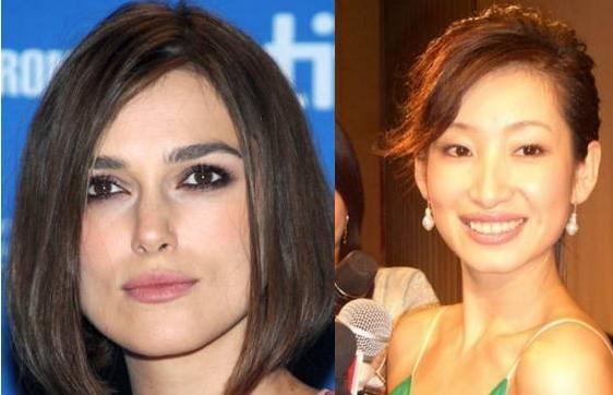剪发一定看脸型,看看自己的脸型适合什么发型图片