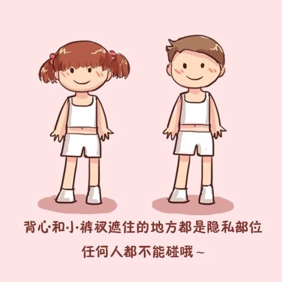 小孩和樱桃卡通手绘边框