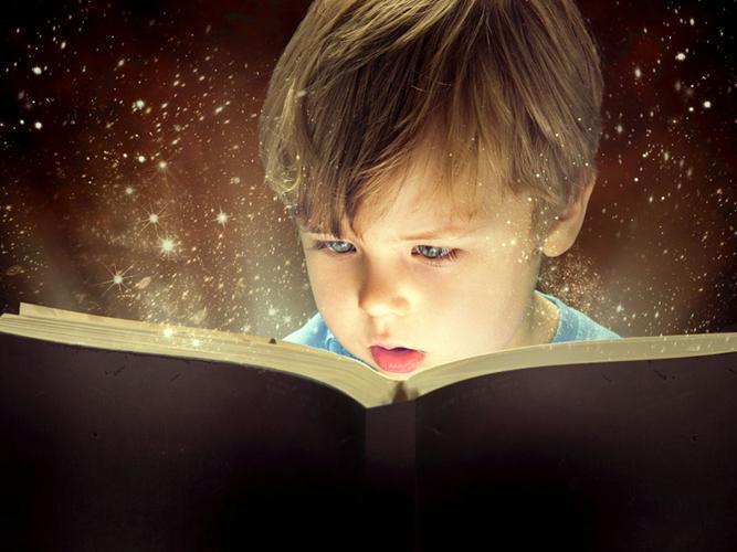 """【亲子】一个""""笨孩子""""的阅读故事【新妈课】"""