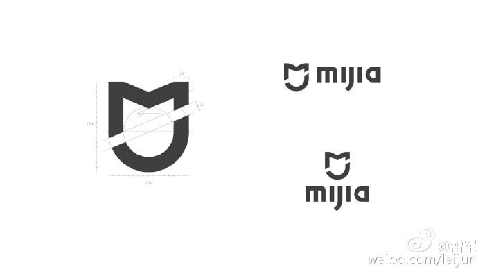 小米全新智能家居品牌logo设计图片
