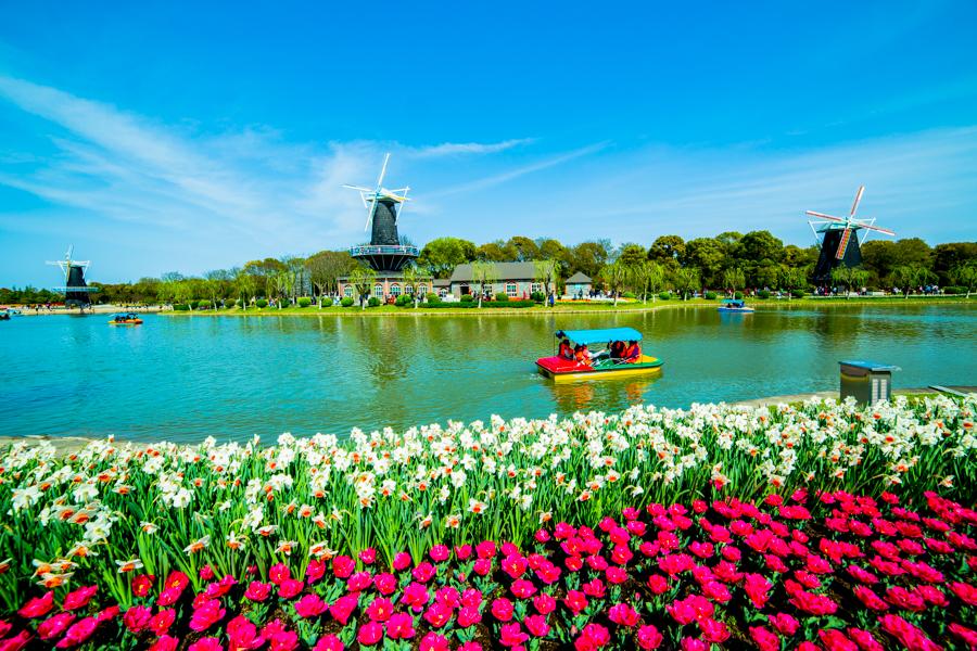 春天,怎么能错过鲜花港的郁金香花海 - 长城雄风 ( 2 ) 博客 - 长城雄风『2』博客