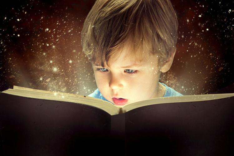 """[有出息]【亲子】一个""""笨孩子""""的阅读故事"""