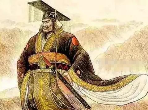 秦始皇的生父是谁图片