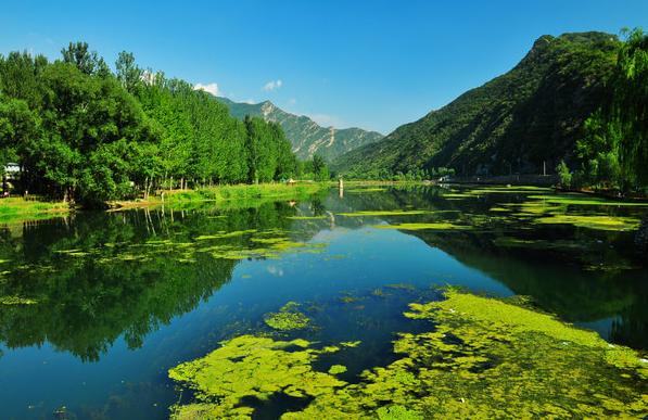 【春季踏青】荆门白河湾攻略公园两日游到神农架旅游怀柔湿地图片