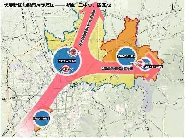 宽城区规划图