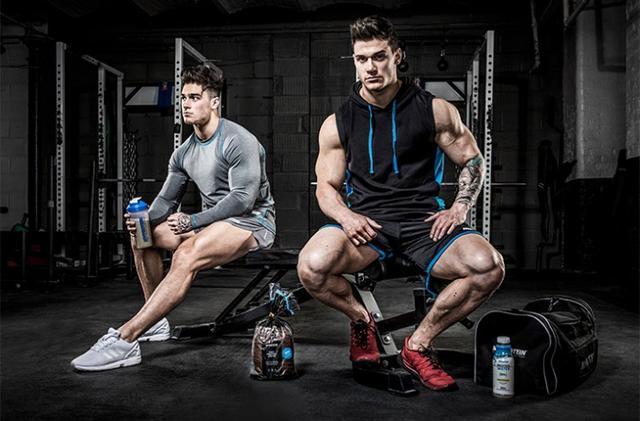 全身增肌锻炼人鱼线,腹肌,腿,肱三头!