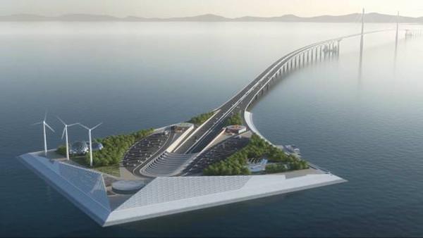 接规划建设的中山至开平高速公路和中山东部外环高速公路.该通道过