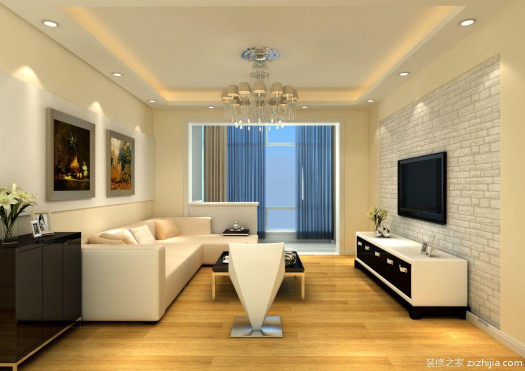 120㎡公寓装修8万搞定,年轻白领看过来!