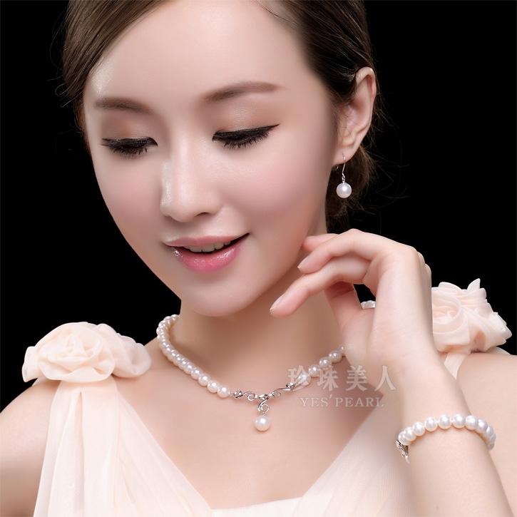天然珍珠 塑造完美气质女人