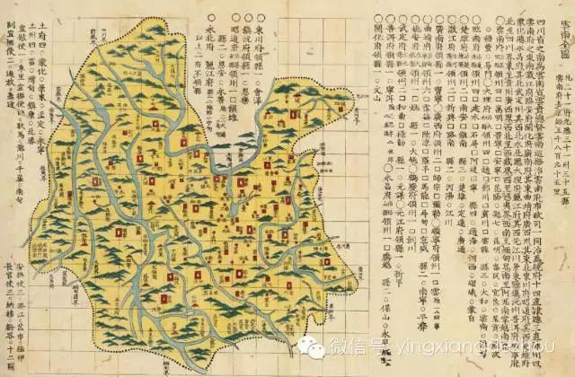 大清地图示意图可编辑