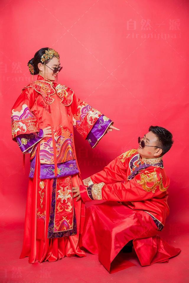 古装创意婚纱照_古装婚纱照