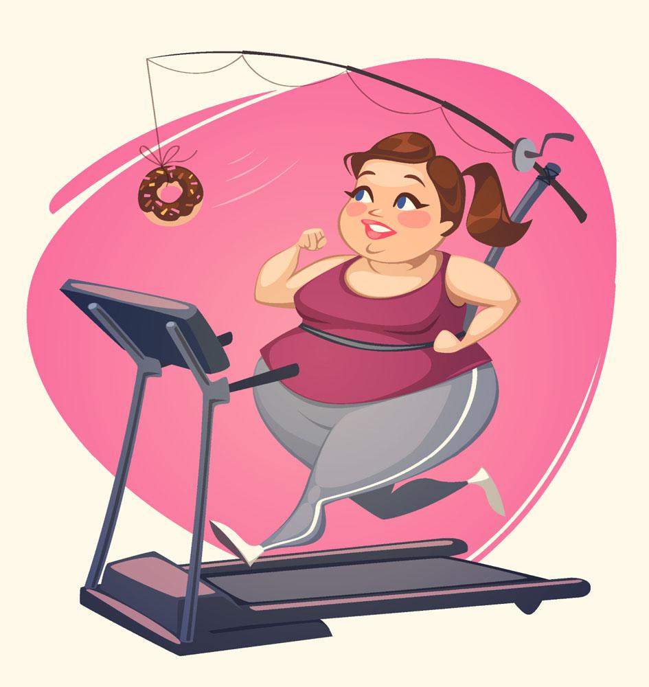 怎么减肥最快最有效,减肥最快最有效方法,如何减... -乐哈健康网