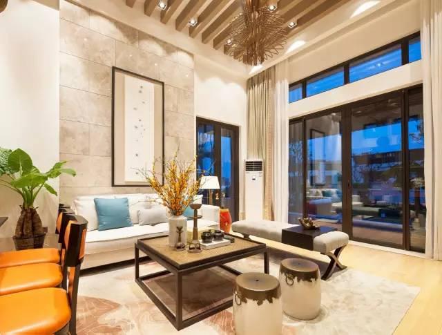 室内装修设计_东南亚风格住宅