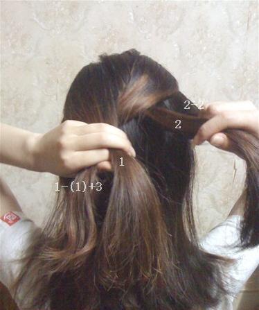 100种头发的盘发 编发教程 给女朋友存起来喔!