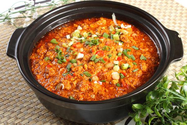 十三太煲鱼籽豆腐煲下饭美味